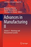 Advances in Manufacturing II