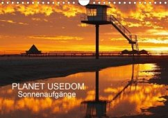PLANET USEDOM Sonnenaufgänge (Wandkalender 2020 DIN A4 quer)