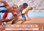 Faszination Leichtathletik: Schneller, höher, weiter (Wandkalender 2020 DIN A4 quer)