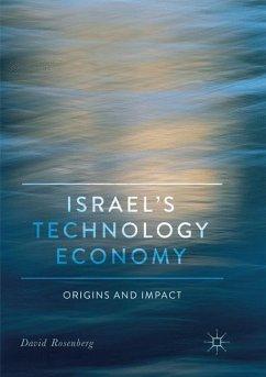 Israel's Technology Economy - Rosenberg, David