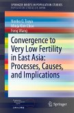 Convergence to Very Low Fertility in East Asia: Processes, Causes, and Implications (eBook, PDF)