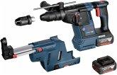 Bosch GBH 18V-26 F 2x 6,0 Ah Akku-Schlagbohrhammer