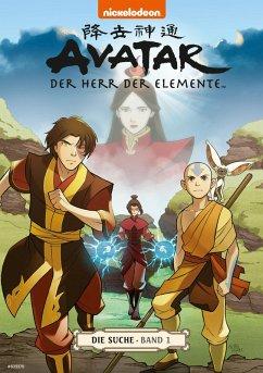 Avatar - Der Herr der Elemente 5: Die Suche 1 (eBook, PDF) - Yang, Gene Luen