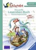 Das große Leseraben-Buch - Abenteuergeschichten (Mängelexemplar)