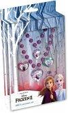 Joy Toy 19391 - Disney Frozen II, Schmuckset, Perlenekette, Armband, Ringe
