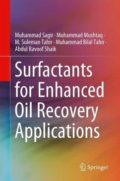 Surfactants for Enhanced Oil Recovery Applications - Sagir, Muhammad;Mushtaq, Muhammad;Tahir, M. Suleman