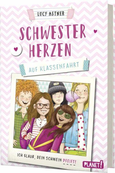 Buch-Reihe Schwesterherzen