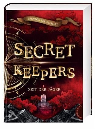Buch-Reihe Secret Keepers