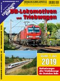 EK-Aspekte 41: DB-Lokomotiven und Triebwagen - Stand 1. Juli 2019