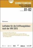 Leitfaden für die Eröffnungsbilanz nach der VRV 2015