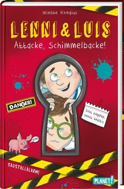 Attacke, Schimmelbacke! / Lenni & Luis Bd.1 - Rhodius, Wiebke