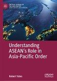 Understanding ASEAN's Role in Asia-Pacific Order (eBook, PDF)