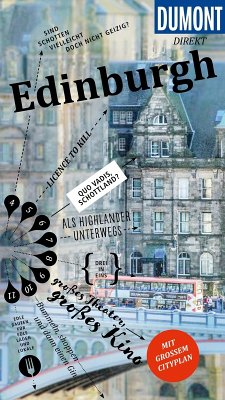 DuMont direkt Reiseführer Edinburgh (eBook, PDF)