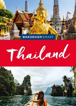 Baedeker SMART Reiseführer Thailand (eBook, PDF) - Möbius, Michael