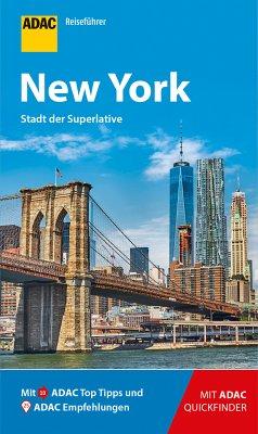 ADAC Reiseführer New York (eBook, ePUB) - Glaser, Hannah