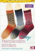 Woolly Hugs Patentsocken stricken (eBook, ePUB)