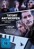 Tatort Antwerpen - Vincke und Verstuyft ermitteln DVD-Box