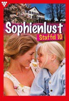 Sophienlust Staffel 10 - Familienroman (eBook, ePUB) - Parker, Judith; Korten, Aliza; Rohde, Isabell; Clausen, Bettina
