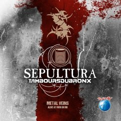 Metal Veins-Alive At Rock In Rio (Limited 2lp) - Sepultura