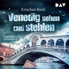 Venedig sehen und stehlen (MP3-Download) - Koch, Krischan