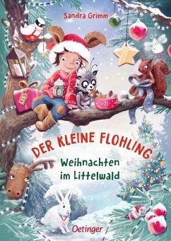 Weihnachten im Littelwald / Der kleine Flohling Bd.2 - Grimm, Sandra