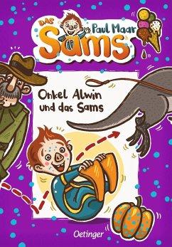 Onkel Alwin und das Sams / Das Sams Bd.6 - Maar, Paul