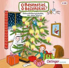 O Besenstiel, o Besenstiel!, 2 Audio-CDs - Ludwig, Sabine