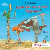 Schau mal, was ich kann, Pettersson!, 1 Audio-CD