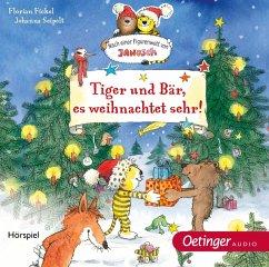 Tiger und Bär, es weihnachtet sehr! - Fickel, Florian
