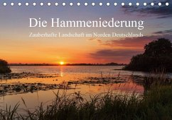 Die Hammeniederung - Zauberhafte Landschaft in Norden Deutschlands (Tischkalender 2020 DIN A5 quer)