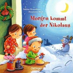 Morgen kommt der Nikolaus - Wich, Henriette