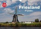 Friesland - Fryslan (Wandkalender 2020 DIN A4 quer)