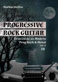 Progressive Rock Guitar, m. 1 Audio-CD