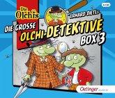 Die große Olchi-Detektive-Box 3, 4 Audio-CDs