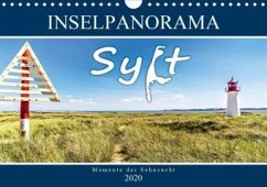 SYLT Inselpanorama (Wandkalender 2020 DIN A4 quer)