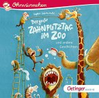Der große Zahnputztag im Zoo, 1 Audio-CD