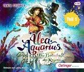 Die Botschaft des Regens / Alea Aquarius Bd.5.1 (4 Audio-CDs)