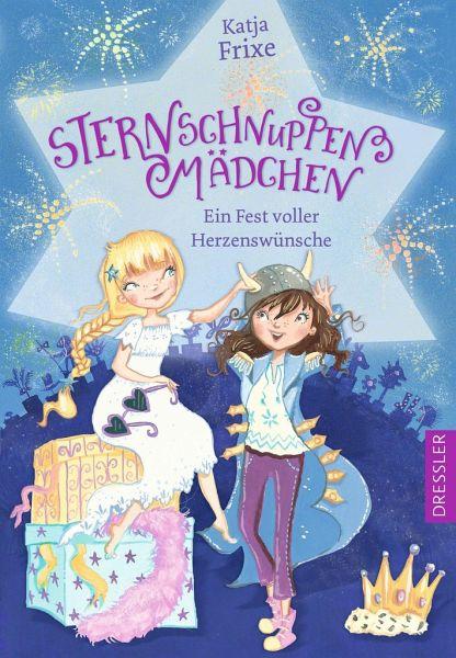Buch-Reihe Sternschnuppenmädchen