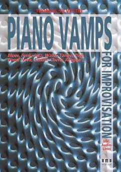 Piano Vamps for Improvisation - Silvestri, Thomas