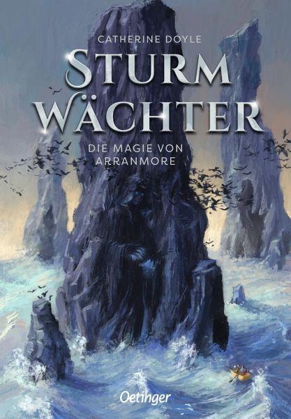 Buch-Reihe Sturmwächter