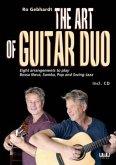 The Art of Guitar Duo, m. 1 Audio-CD
