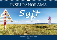 SYLT Inselpanorama (Wandkalender 2020 DIN A3 quer)