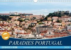 Paradies Portugal (Wandkalender 2020 DIN A4 quer)