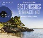 Bretonisches Vermächtnis / Kommissar Dupin Bd.8 (8 Audio-CDs)