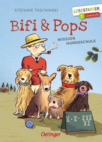 Buch-Reihe Bifi & Pops