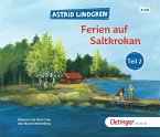 Ferien auf Saltkrokan, 4 Audio-CDs