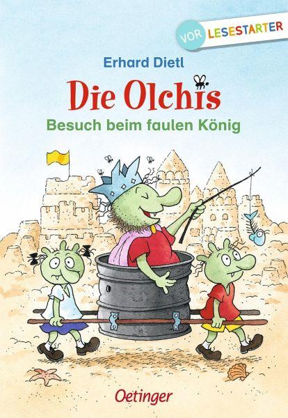 Buch-Reihe Die Olchis Erstleser