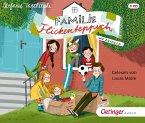 Wir ziehen ein / Familie Flickenteppich Bd.1 (3 Audio-CDs)