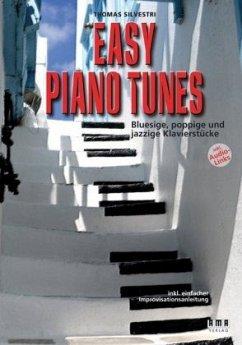 Easy Piano Tunes - Silvestri, Thomas