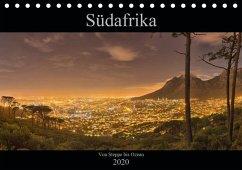 Südafrika - Von Steppe bis Ozean (Tischkalender 2020 DIN A5 quer)